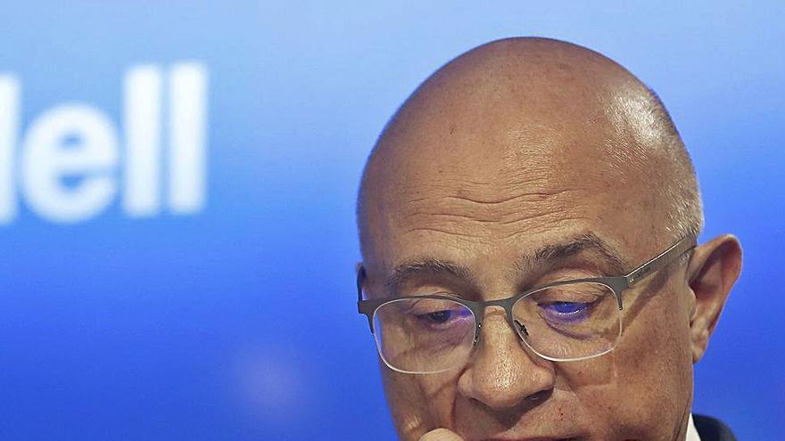 Josep Oliu, el banquero que hizo del tamaño una estrategia