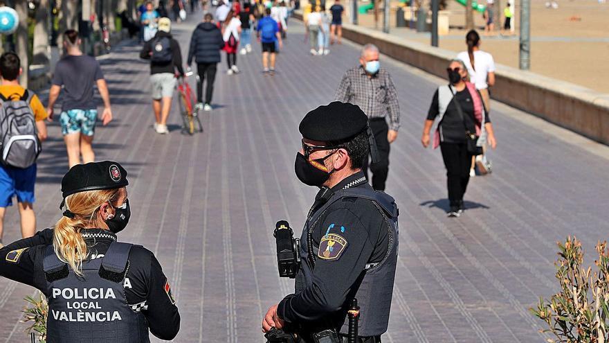 La criminalidad ha bajado en València en la última década