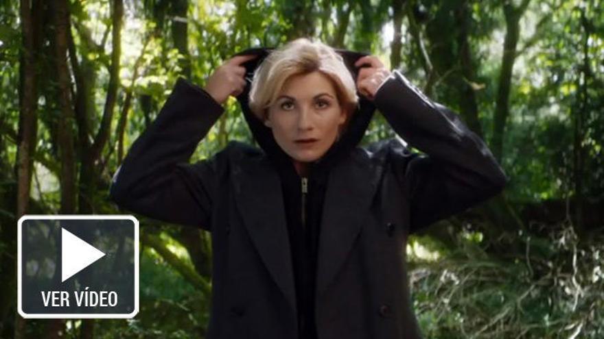 Una mujer protagonizará por primera vez 'Doctor Who'