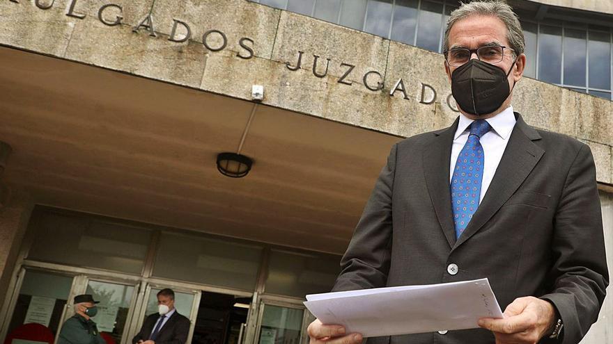 El juicio del Alvia arrancará el primer trimestre de 2022, casi nueve años después del siniestro