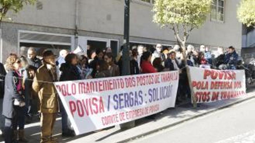 Sergas y Povisa llegan a un acuerdo que evitará el concurso de acreedores en uno de los grandes centros médicos de Vigo