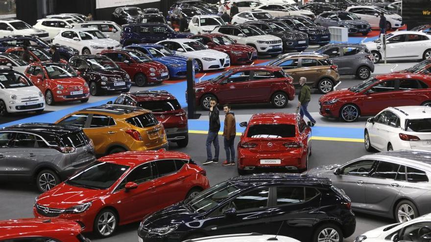 Estos son los horarios del XXX Salón del Automóvil de Vigo 2021