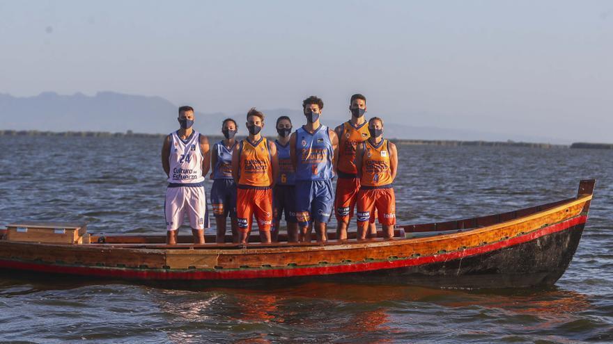 L' Albufera en la piel del Valencia Basket