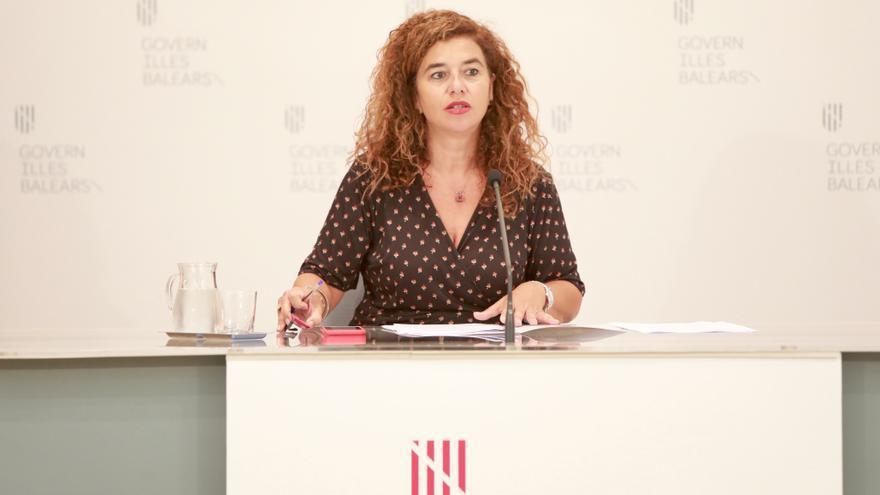 """Pilar Costa: """"No hay transmisión directa en los colegios y los protocolos están funcionando """"."""