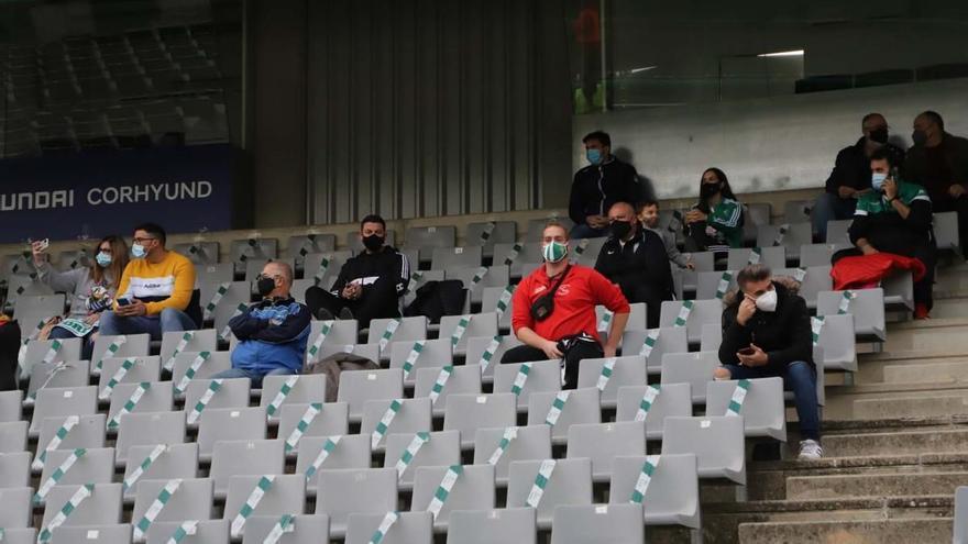 Estos son los 400 abonados agraciados para ver el encuentro del Córdoba CF contra el Tamaraceite
