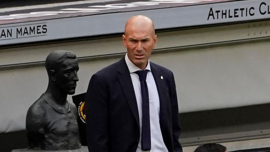 Zidane desvela que James pidió no ser convocado