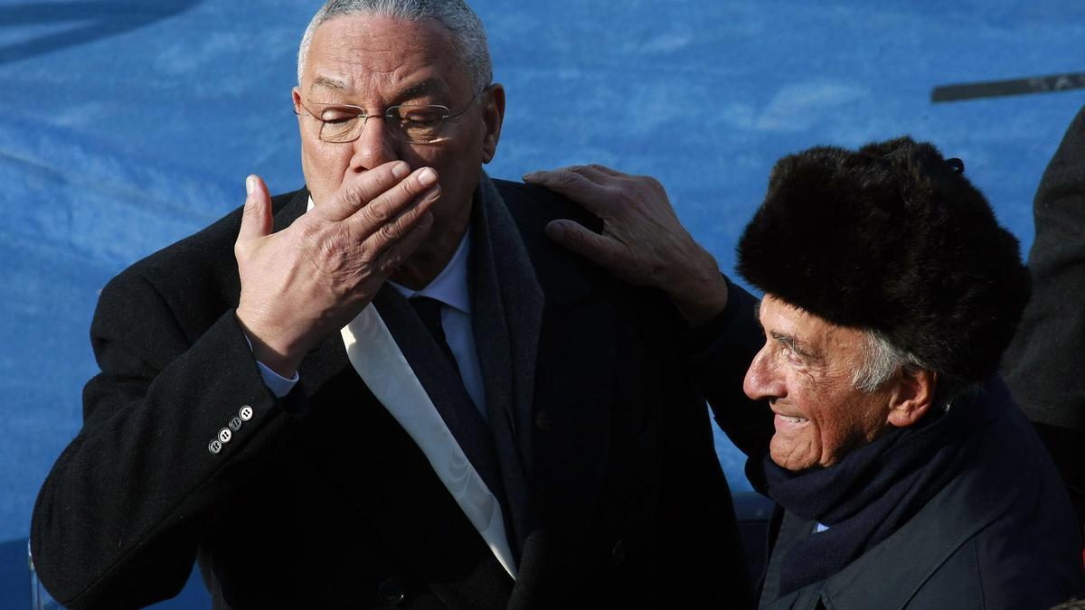 Muere Colin Powell a los 84 años