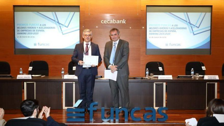 El Vivero de Empresas de Zamora, entre los mejores de España