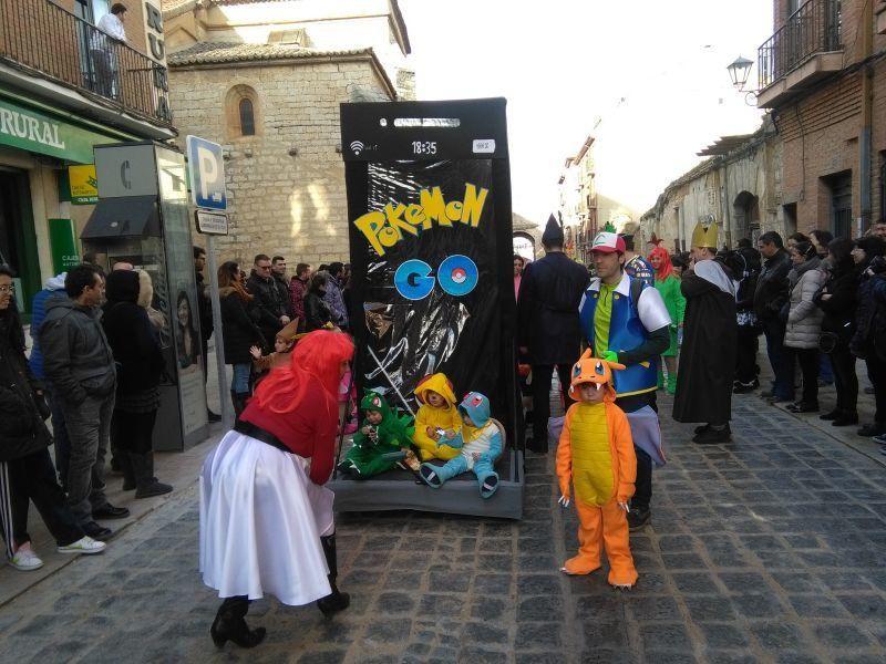 Carnaval Toro: Desfile infantil
