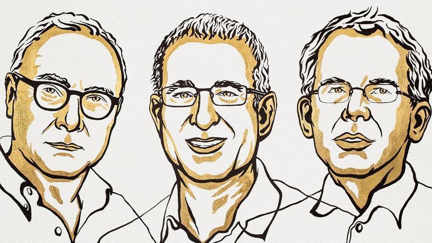 David Card, Joshua Angrist i Guido Imbens guanyen el Nobel d'Economia