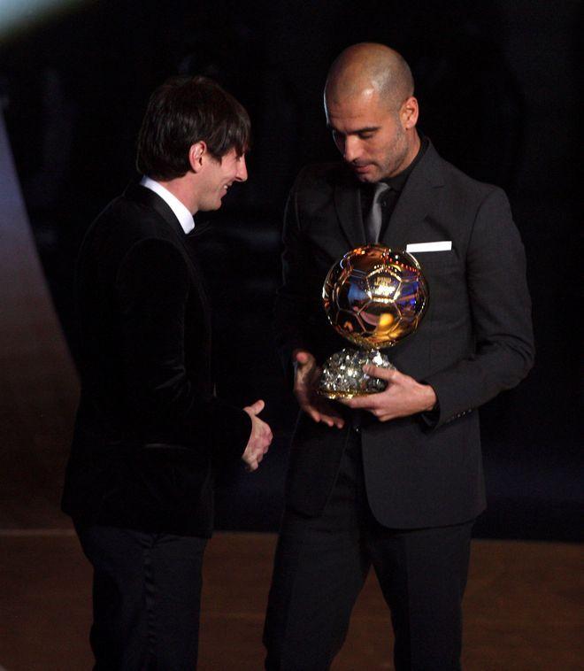 Los 34 años de Messi en 34 imágenes