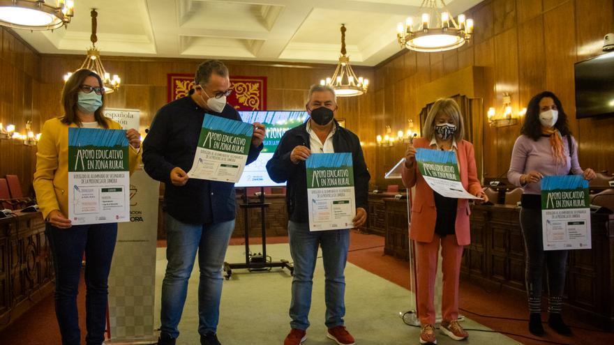 La Liga Zamorana de Educación reforzará el estudio de los jóvenes de Villaralbo