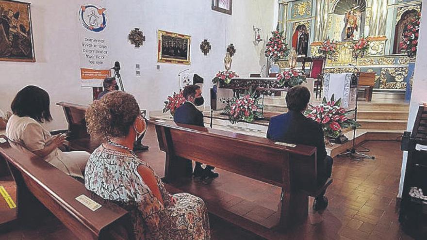 Zapata pide a San Miguel su mediación para superar la crisis de la pandemia
