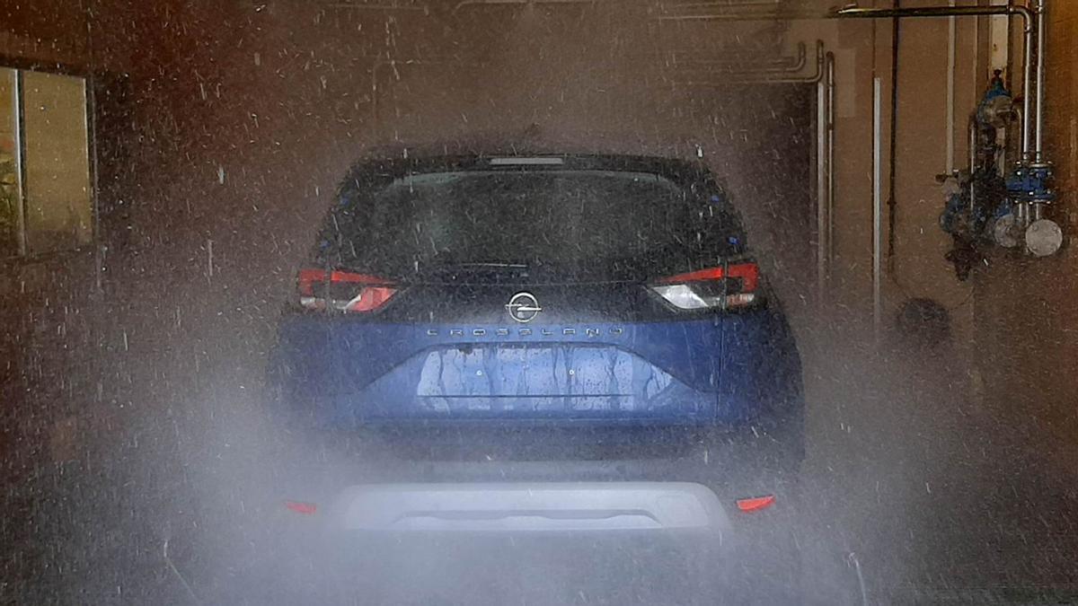 Control de estanqueidad, así se asegura Stellantis que no entre agua en sus coches