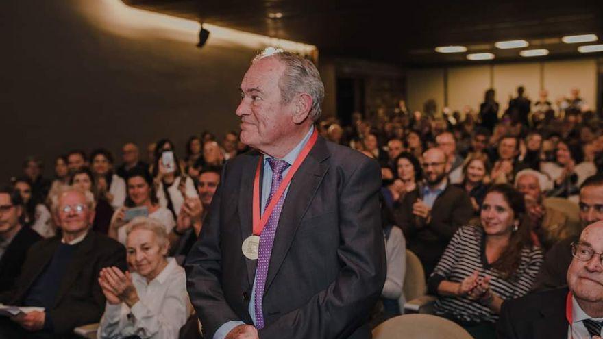 Muere el arquitecto canario Vicente Saavedra