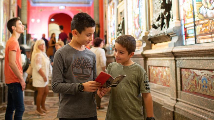 Prop de 1.300 persones participen en un 'tour' virtual en família de Manresa Turisme