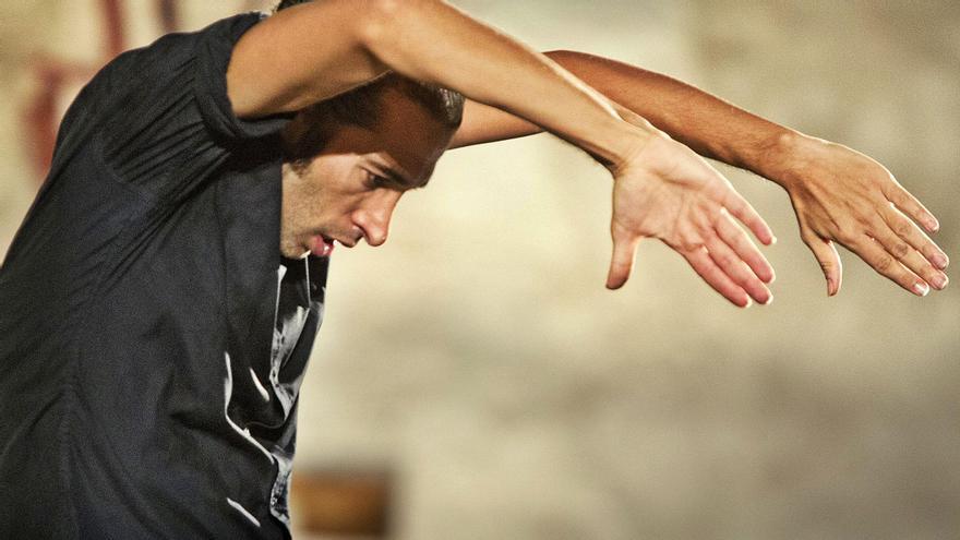 La danza silenciosa de Israel Galván