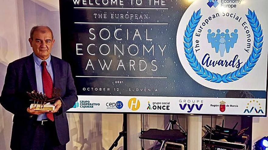 La Luz, en el top 10 de proyectos finalistas en Innovación Social en los European Social Economy Awards