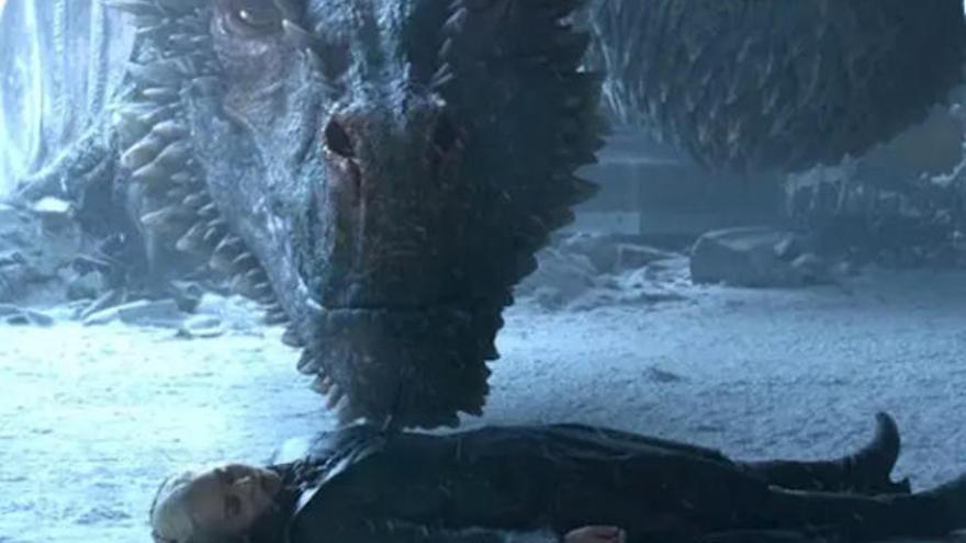 'Juego de Tronos': ¿Se comió Drogon a Daenerys?