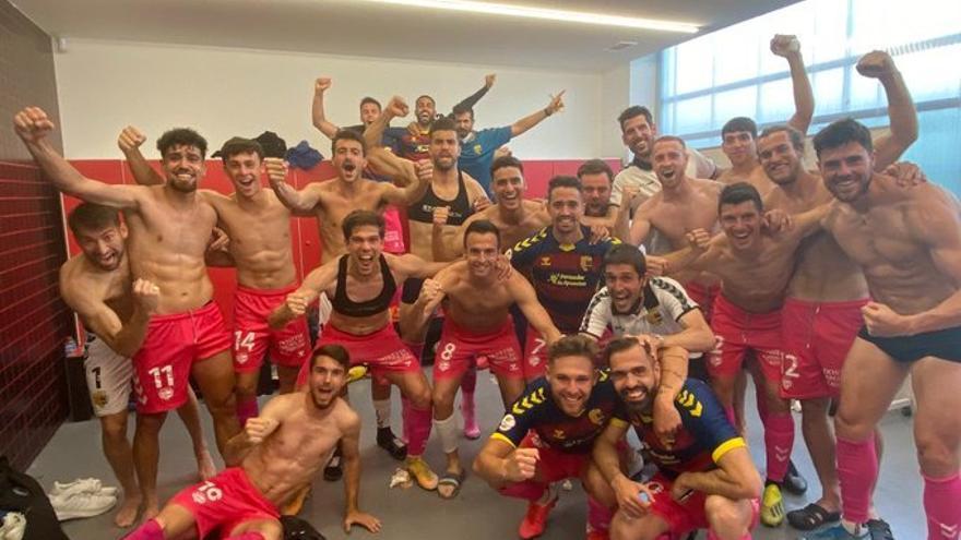 El Llagostera venç La Nucia i té a tocar Primera RFEF ( 0-1)