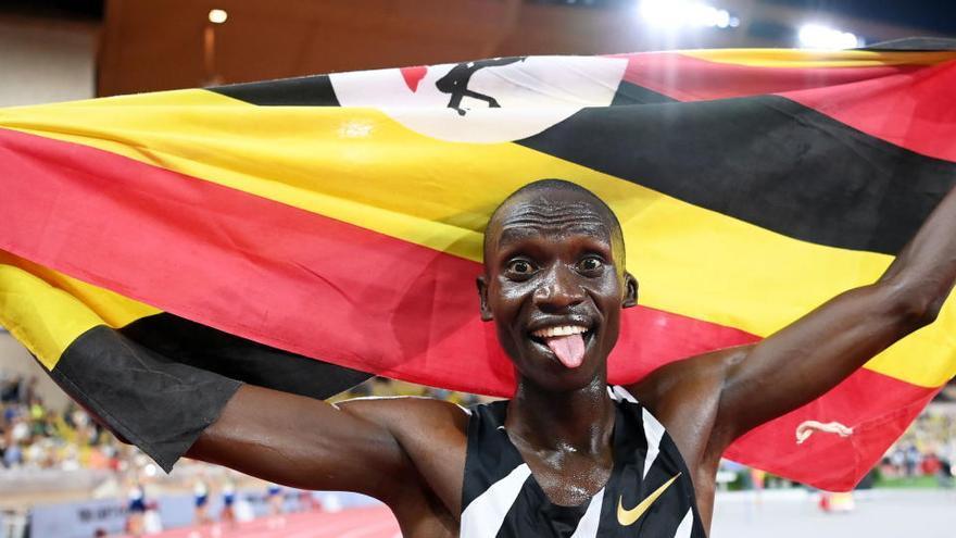 Cheptegei bate el récord del mundo de los 5.000 metros
