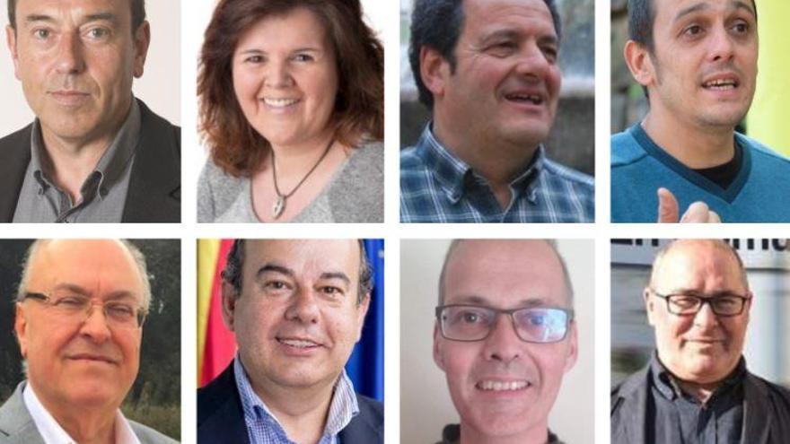 Candidats i programes a Olot