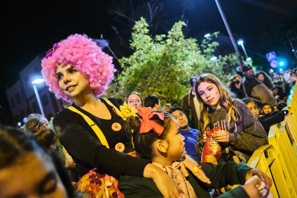 Cabalgata anunciadora del Carnaval de Santa Cruz de Tenerife 2020  | 21/02/2020 | Fotógrafo: Andrés Gutiérrez Taberne
