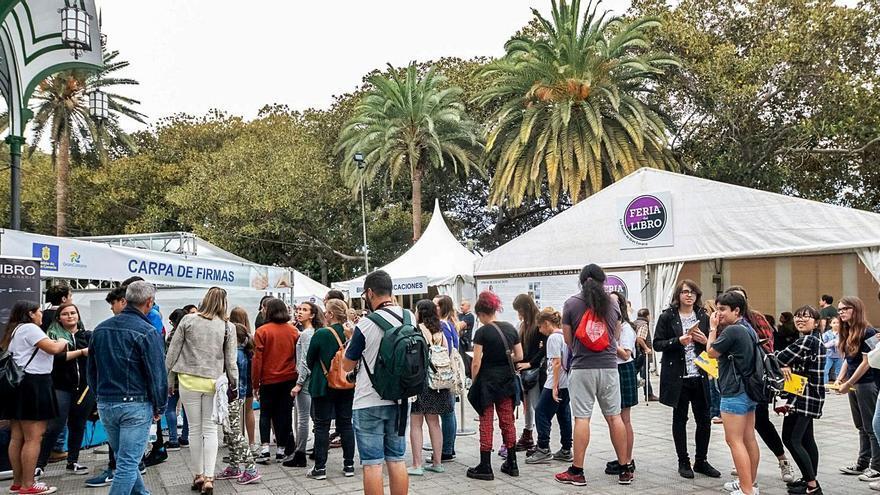 La Feria del Libro se celebrará en Santa Catalina del 4 al 8 de noviembre