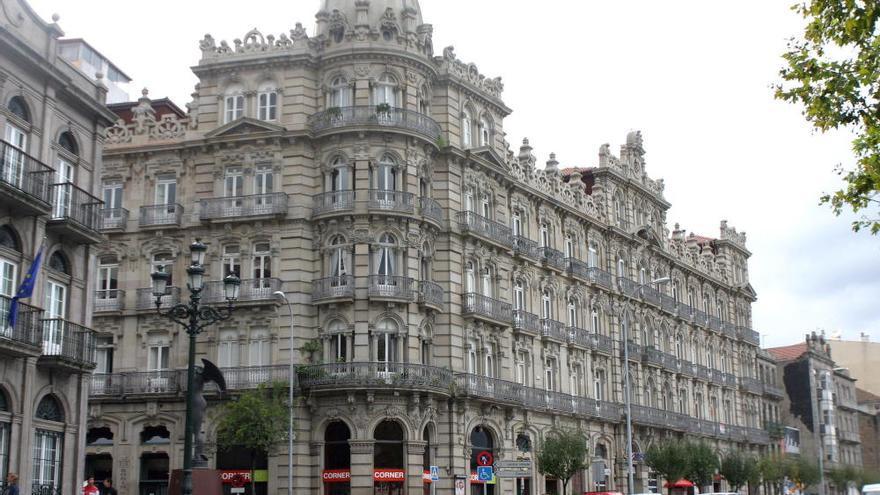 Los 12 edificios más destacados de Jenaro de la Fuente en Vigo
