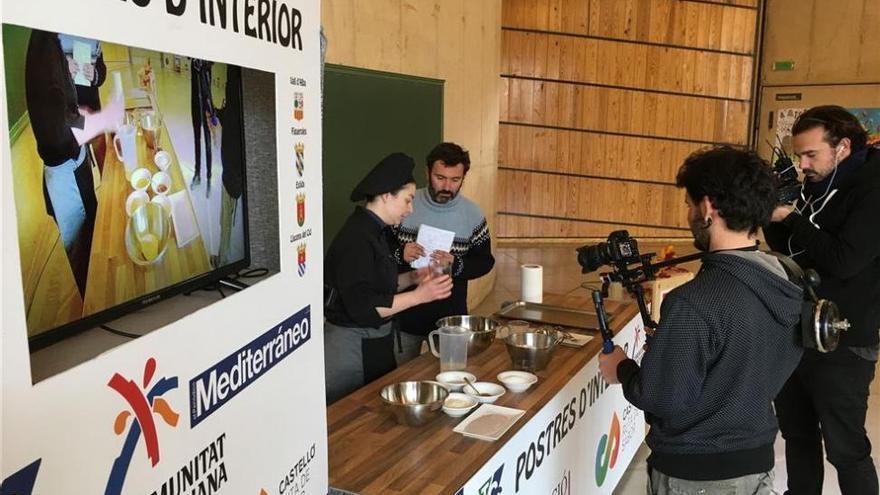Morella descubre el secreto de sus singulares 'flaons' el miércoles en TVCS