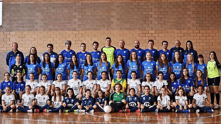 Fútbol Sala: Cabranes acogerá el campus de verano del equipo de Rodiles