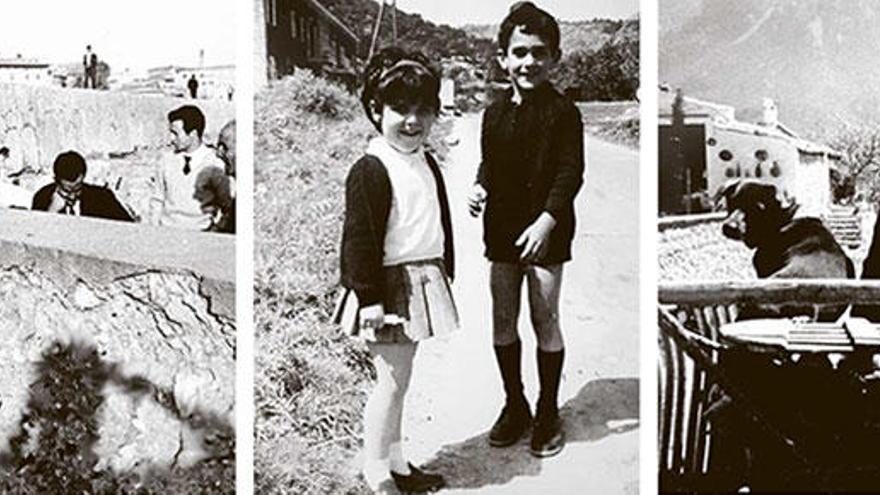 Wie eine Deutsche 1960 Mallorca fotografierte