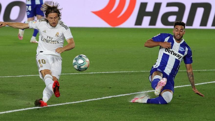 LaLiga Santander: Real Madrid - Alavés