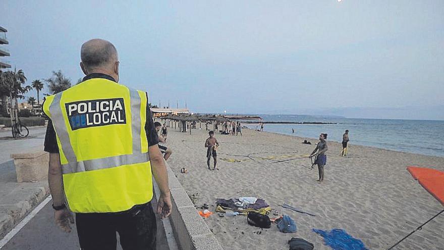 Palmario | ¿Se cerrará el acceso a las playas por Sant joan?