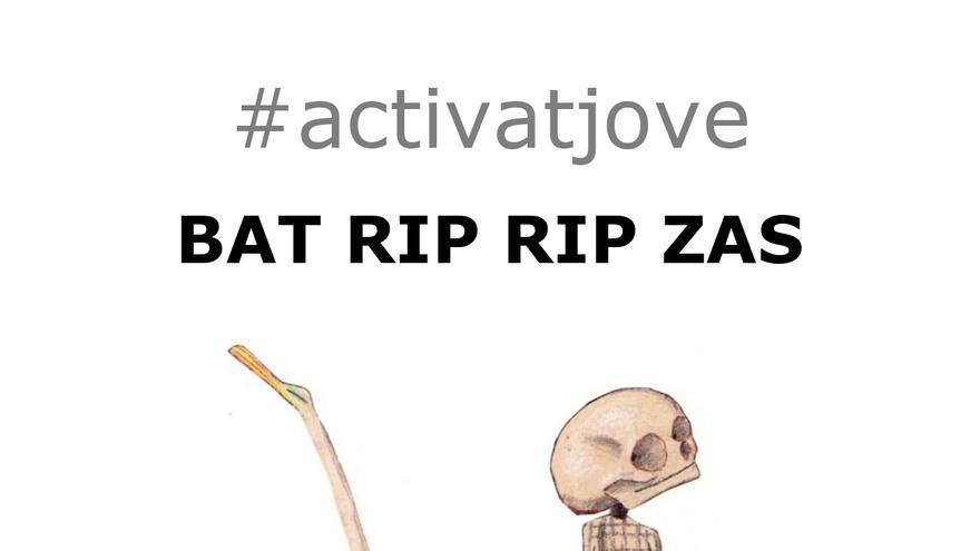 #ActivatJove Debat a Bat 'Rip Rip Zas'