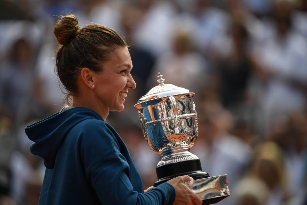 Final femenina de Roland Garros: Simona Halep-Sloa