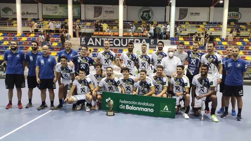 El Ángel Ximénez logra su séptima Copa de Andalucía