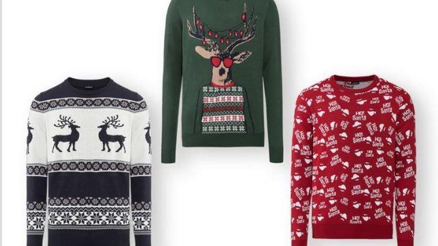 Estos son los jerséis navideños que arrasan en las tiendas esta temporada