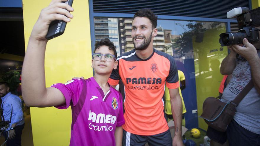 De cedido a titular en el Villarreal