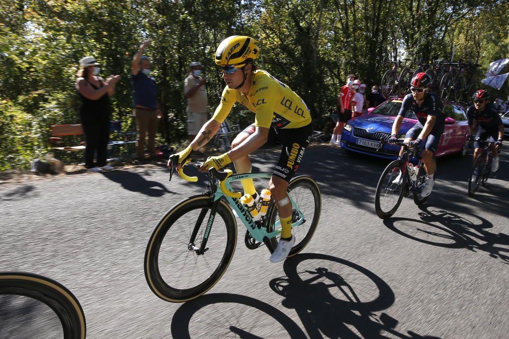 Undécima etapa del Tour de Francia