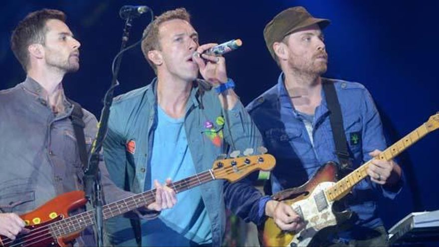 Coldplay lanzará el viernes «Higher Power»