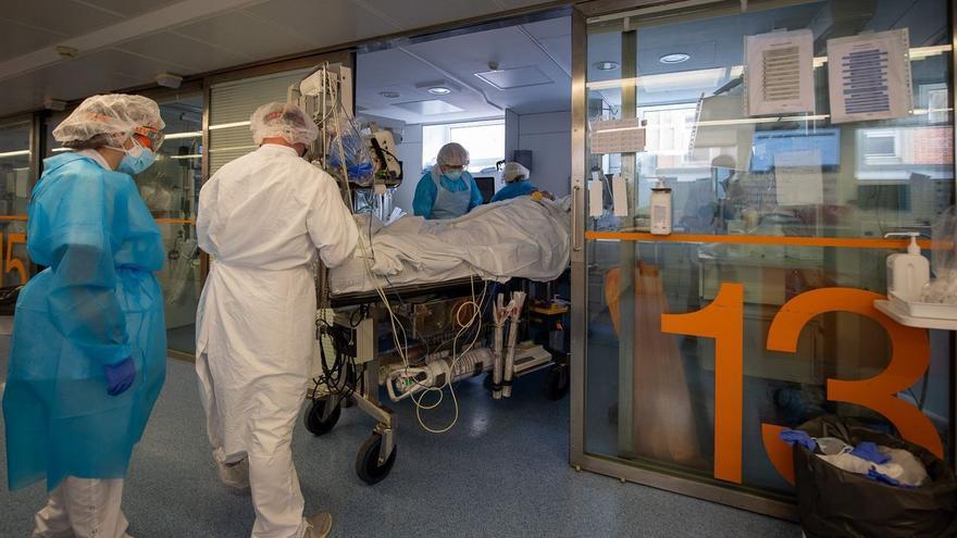 Les ucis baixen de 400 ingressats a Catalunya