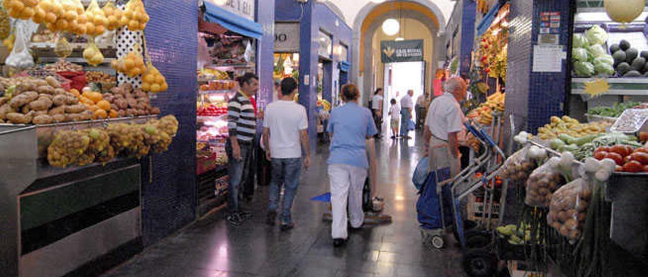 El Mercado de Vegueta incorpora 18 locales para degustación gastronómica
