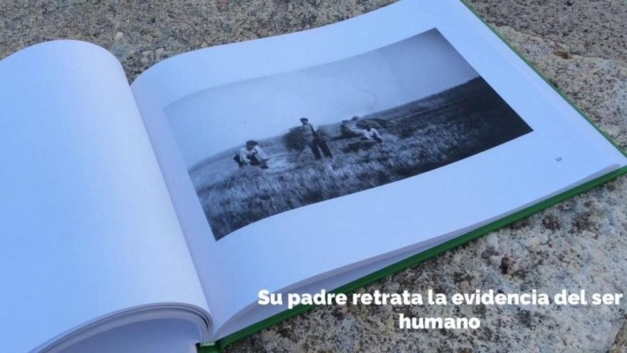 Zamora | El pintor José María Mezquita publica un libro con fotografías de su padre