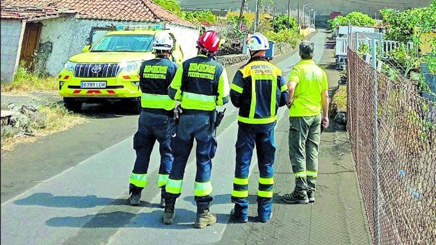Una unión que hace la fuerza contra el volcán de La Palma