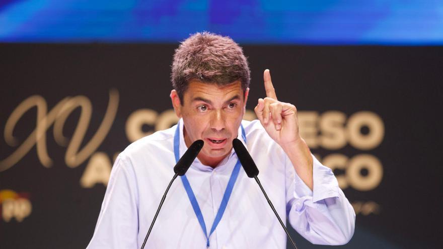 Así es el vídeo de presentación de Carlos Mazón como nuevo presidente del PPCV