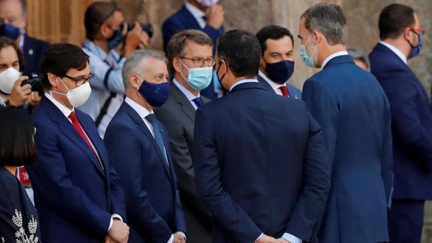 Sánchez reparte entre La Moncloa y las autonomías la gestión del fondo europeo