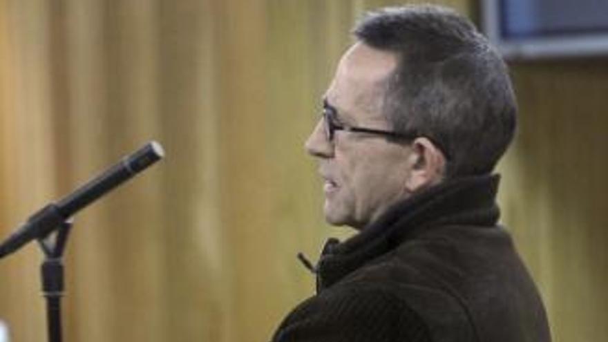 Prisiones traslada a Teixeiro al 'grapo' Silva Sande