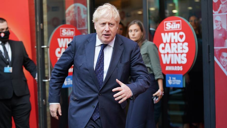 Londres redobla la presión con Bruselas al insistir en renegociar el Protocolo de Irlanda del Norte