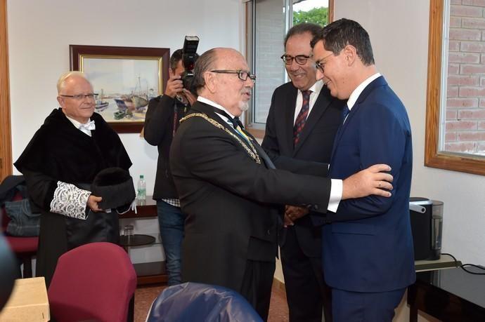 05-11-2018 LAS PALMAS DE GRAN CANARIA. Apertura ...